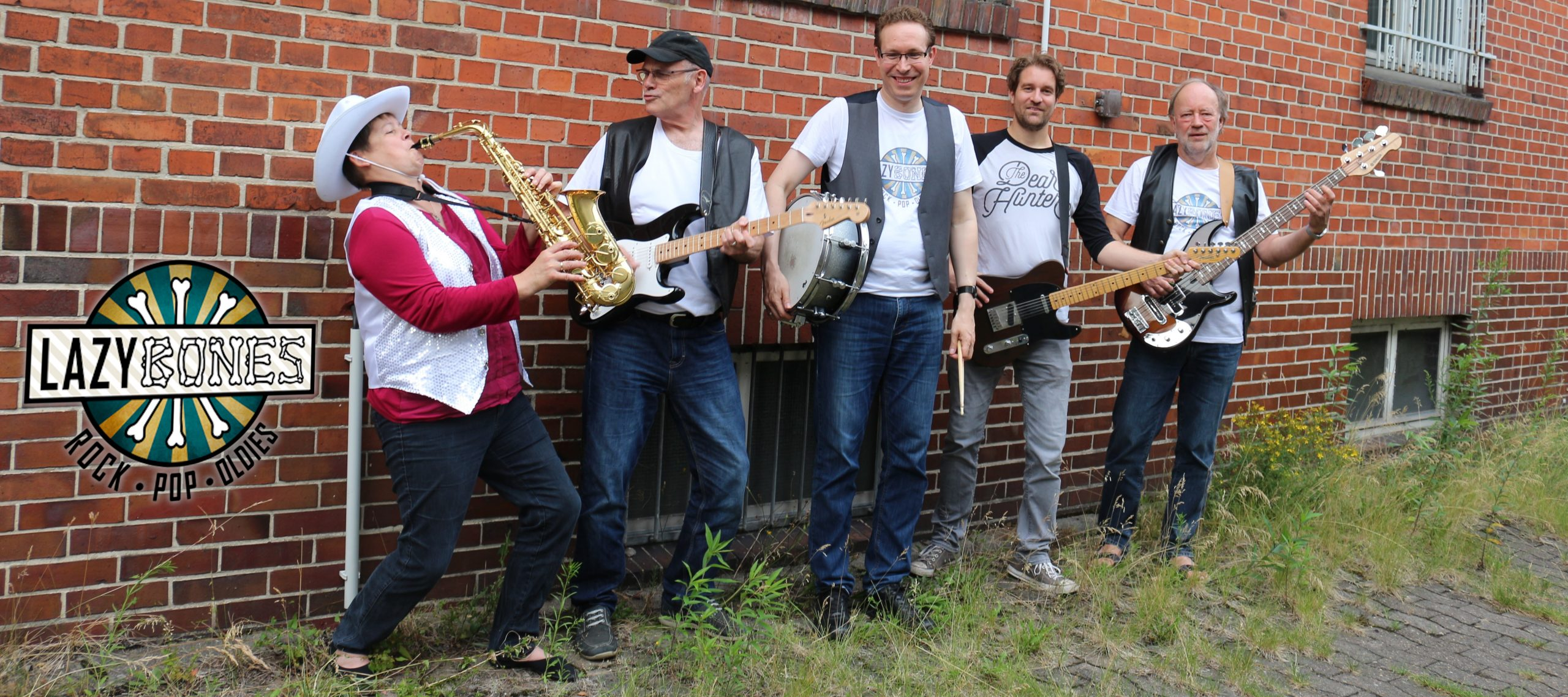 Lazy Bones – Liveband aus Bremen